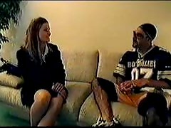 Ali G Interviewing Blonde American Actress Marissa Tait