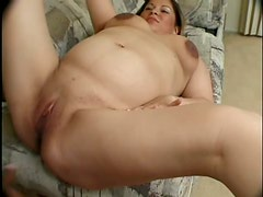 Pregnant Fat Slut Fucked Hard
