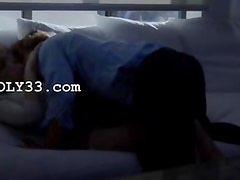 hot couple deepfucking on a couch