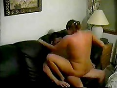 Fat chubby fuck friend love swinging and riding cock