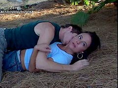 Cute Loving Action with Allison Beal