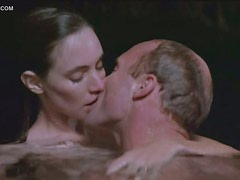 Sex in the Water with Madeleine Stowe Under the Moonlight