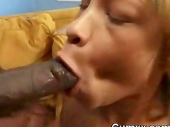 Freaky Black Chick Stripping Nude