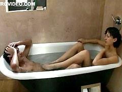 A Hot Bath With Margot Stilley