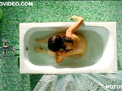 Spanish Celeb Ana De La Reguera Naked in the Bathtub - Hot Movie Scene