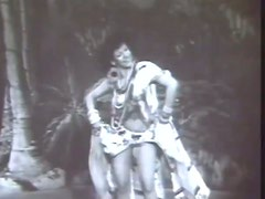 Amalia Agailar & Kalantar In Vintage Feature Dancing