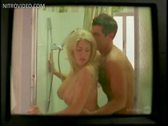 Chris Gustafson & Taylor St. Clair Get Honry Watching a Couple Showering Together