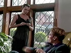 Rocco Siffredi drives his dick in Tina Tyler's pussy and fucks it hard