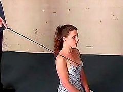 Light pain for girl in sub position