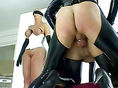 Anal or a pleasure in the ass