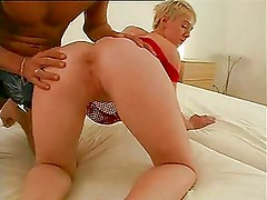hot german girl with big ass fucked