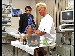 German Milf Doctor