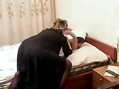 Madre - Mom Waking Young Lover