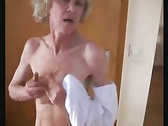 Slim Gilf Takes on a Young Cock