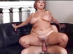 A Granny Big Tits And Young Stud by TROC