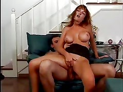 MILF With Lucky Ypung Boy