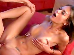 Tight girl with shaved vagina wants sex