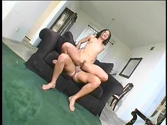 Jayna Oso Masturbates and gets a Cock in her Ass