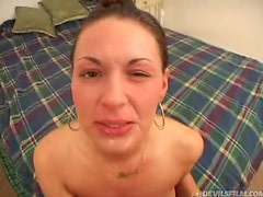 A Creamy Facial For The Kinky Latina Zoe Belmont