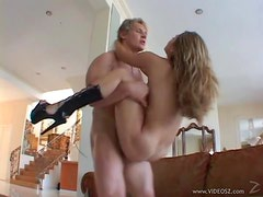 Roxy Jezel gets Fucked and receives a Massive Facial