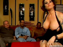 Kayla Quinn with Huge Natural Boobs gets Fucked and Fisted