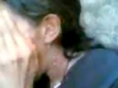 Mallu Girl Sucking Cock in Campus