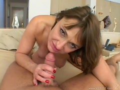 Nasty Mature Rides A Big Cock And Enjoys Every Inch Of It