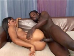 Imani Gets Her Holes Creamed With Black Seed