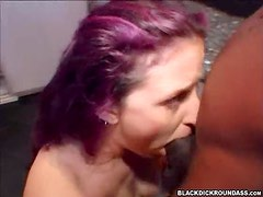 Interracial One-on-One Banging!