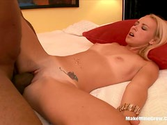 Hot Babe Jayden Rose Nailed By A Big Black Cock