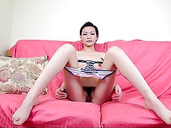 Asian Amateur Xiao first photoshoot in Pantys Part 1
