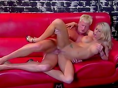 Night club slut Katie Morgan fucked