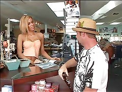 Hot Surfer Mom (Store Fuck)