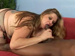 Big Fat Chicks like Jenna Cruz love Big Black Dicks