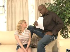 My New Black Stepdad Is Pretty Hot So I Rode Him