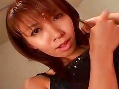 Great Close Up In Japanese Teen...