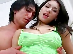 Asian Babe Maria Ozawa Gets Her...