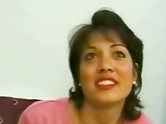 Amature milf big tits brunette licked,fucked,with hot facial