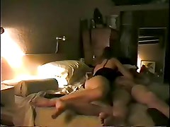 Amateur couple anal sex and didlo
