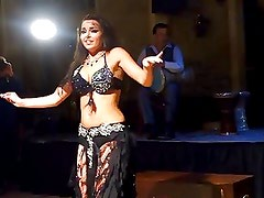 Alla Kushnir sexy belly Dance part 26