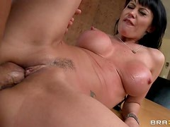 Kinky Mommy Rides Her Daughter's Internet Pal