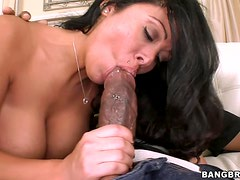 Hardcore Scene With A Big Monster Cock