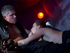 Chanel Preston erotic penetration from behind