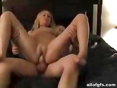 Home made sex movie from insatiable lovers
