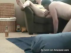 Best amateur blowjob in history right on tape