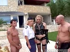 Super Kinky Pool Sex Party With Horny Fetish Babes
