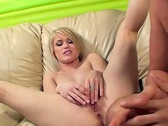 Ash Hollywood in a varied and fun fuck scene