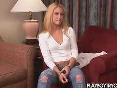 Naughty Heather Anne Chevalier gives an interview
