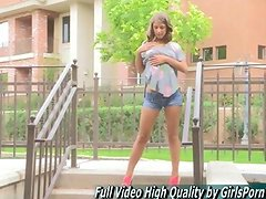 Presley first time masturbating watch free video