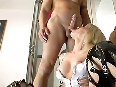 amateur couple have grat fun